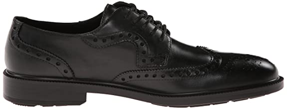 Hush Puppies Isaac Banker Hombre US 9 Negro Zapato WvXrCLh