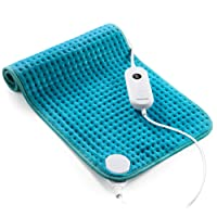 Deals on Homech Electric Heating Pad for Back Pain and Cramps Relief