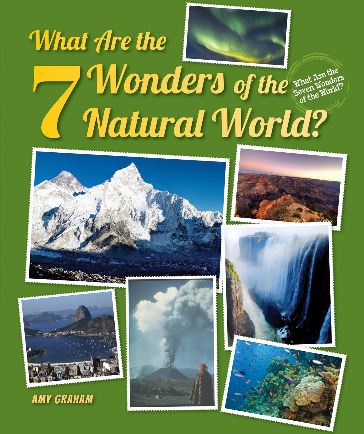 What Are the 7 Wonders of the Natural World? (What Are the Seven Wonders of the World?) pdf