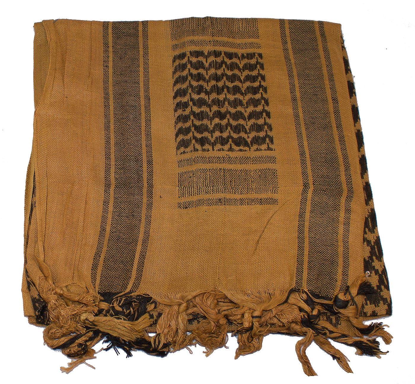 Amazon.com  Thunderhead Shemagh Tactical Military Desert Scarf Head Wrap  (Black   Pink)  Clothing a9018fbd20
