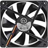 Thermaltake Technoloy Pure Series Cooling Case Fan CL-F005-PL12BL-A Black