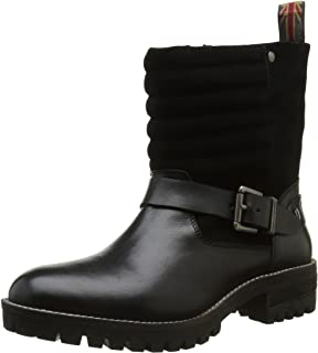 London Hellen Open, Botas para Mujer, Marrón (Brown), 37 EU Pepe Jeans London