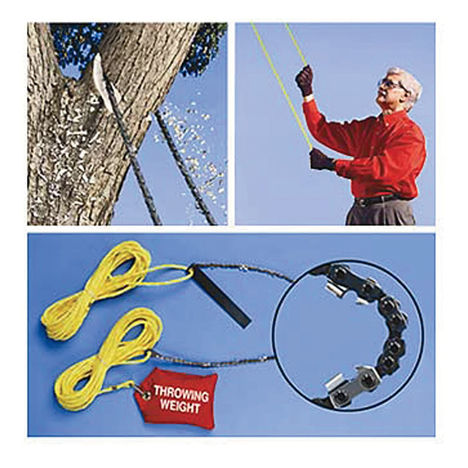 Northern Tool and Equipment Professional Rope Chain Saw - 48in, Model# CS-48