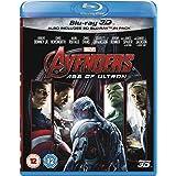 Avengers: Age of Ultron [Blu-ray 3D - Blu-ray]