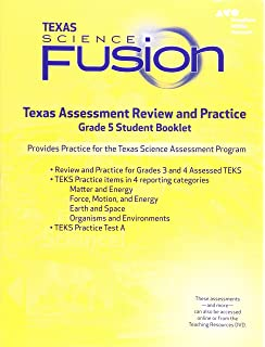 Science fusion texas student edition grade 5 2015 houghton mifflin houghton mifflin harcourt science fusion texas texas assessment review and practice grade 5 fandeluxe Images