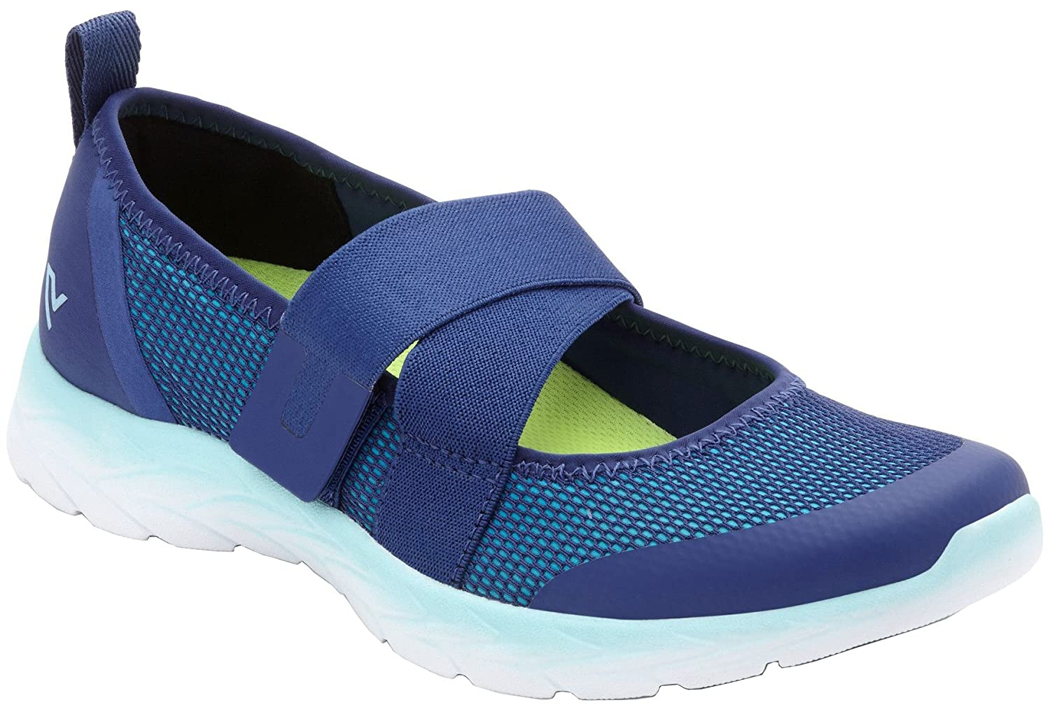 Vionic Brisk Pace Mary Jane B071WY9FK6 7.5 M US|Blue Teal