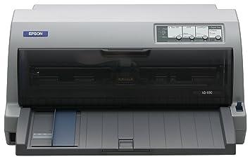 Epson LQ-690 - Impresora matricial: Epson: Amazon.es ...