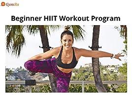 Amazon Com Watch Beginner Hiit Workout Program Prime Video