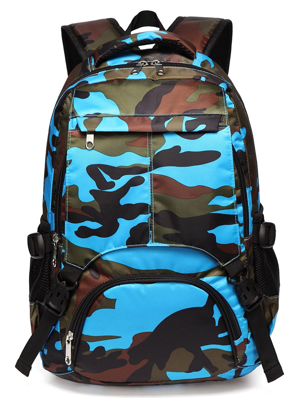 Boys Backpacks for Kids Kindergarten Camo