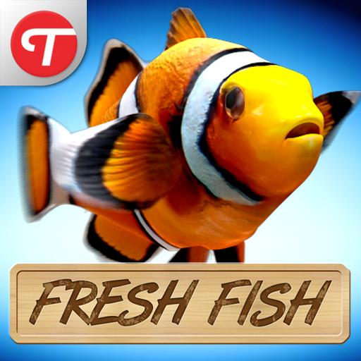 Fresh fish aquarium live wallpaper appstore for Fresh fish online