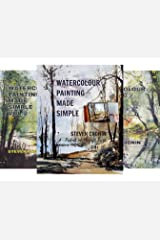 Watercolour Painting Made Simple (4 Book Series) Kindle Edition