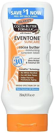 Palmer - Fórmula para manteca de cacao con vitamina E, loción para el cuidado del