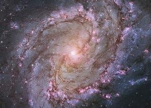 Brook & Wyman Spiral Galaxy 1000 Piece Jigsaw Puzzle