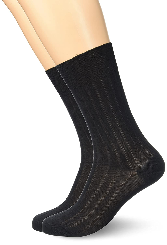 Dim Calcetines para Hombre Pack de 2