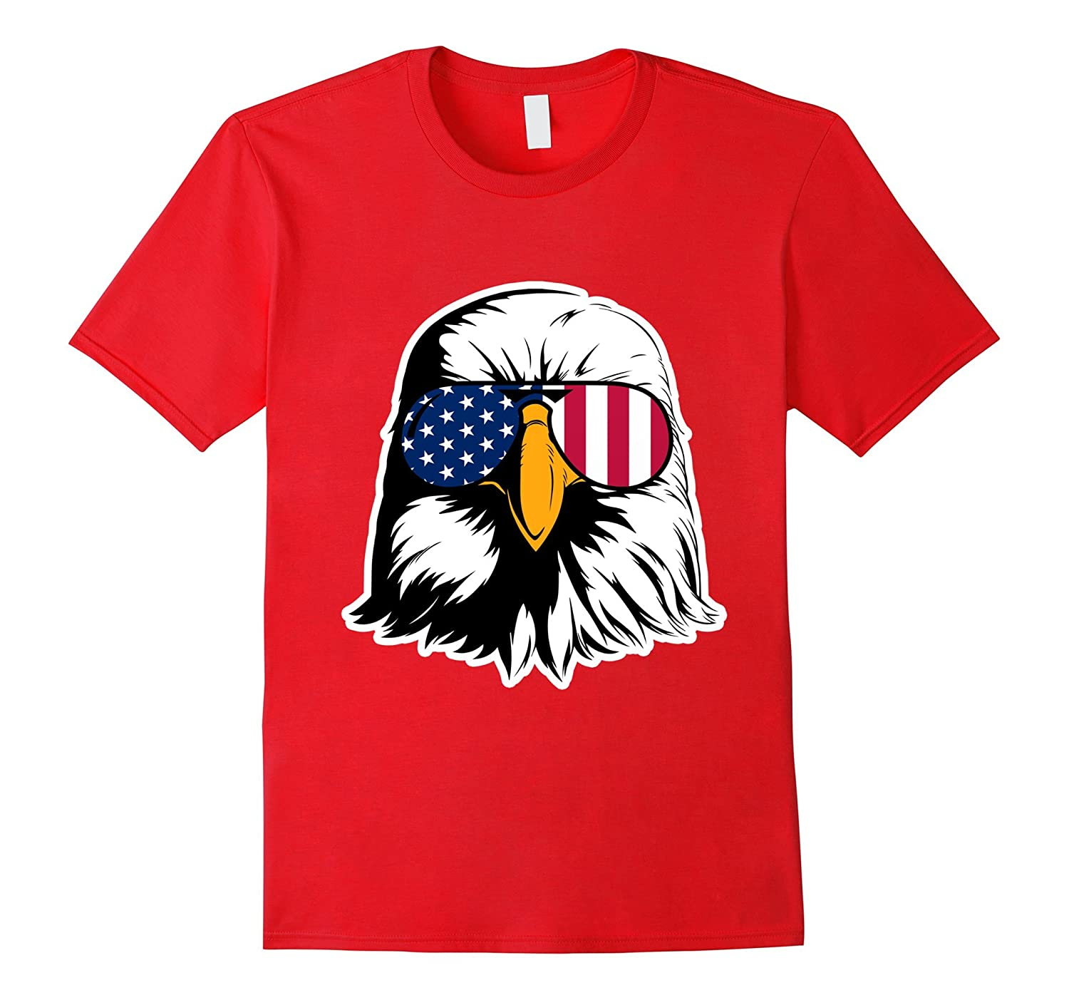 4th July American eagle Tee - Independence Day 2017 t-shirt-PL