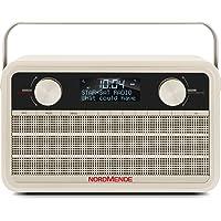 Nordmende Transita 120 IR digitale radio Zonder internetradio. beige