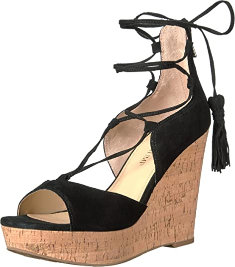 Ivanka Trump Womens Zader Wedge Sandal Pick SZ//Color.
