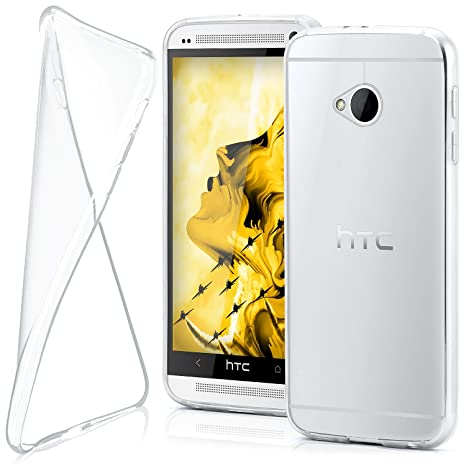 Amazon.com: moex Ultra-Clear Case [Transparent] to fit HTC ...
