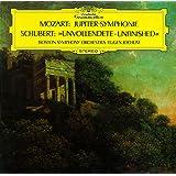 シューベルト:交響曲第8番「未完成」/モーツァルト:交響曲第41番「ジュピター」
