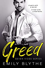 Greed (Seven Vices Series Book 2) Kindle Edition