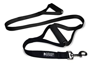 Leashboss Heavy-Duty Dog Leash for Large Dogs