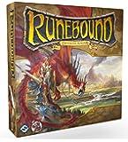 Heidelberger HEI1400 Runebound Ein Fantasy-Abenteuerspiel, 3. Edition, Spiel