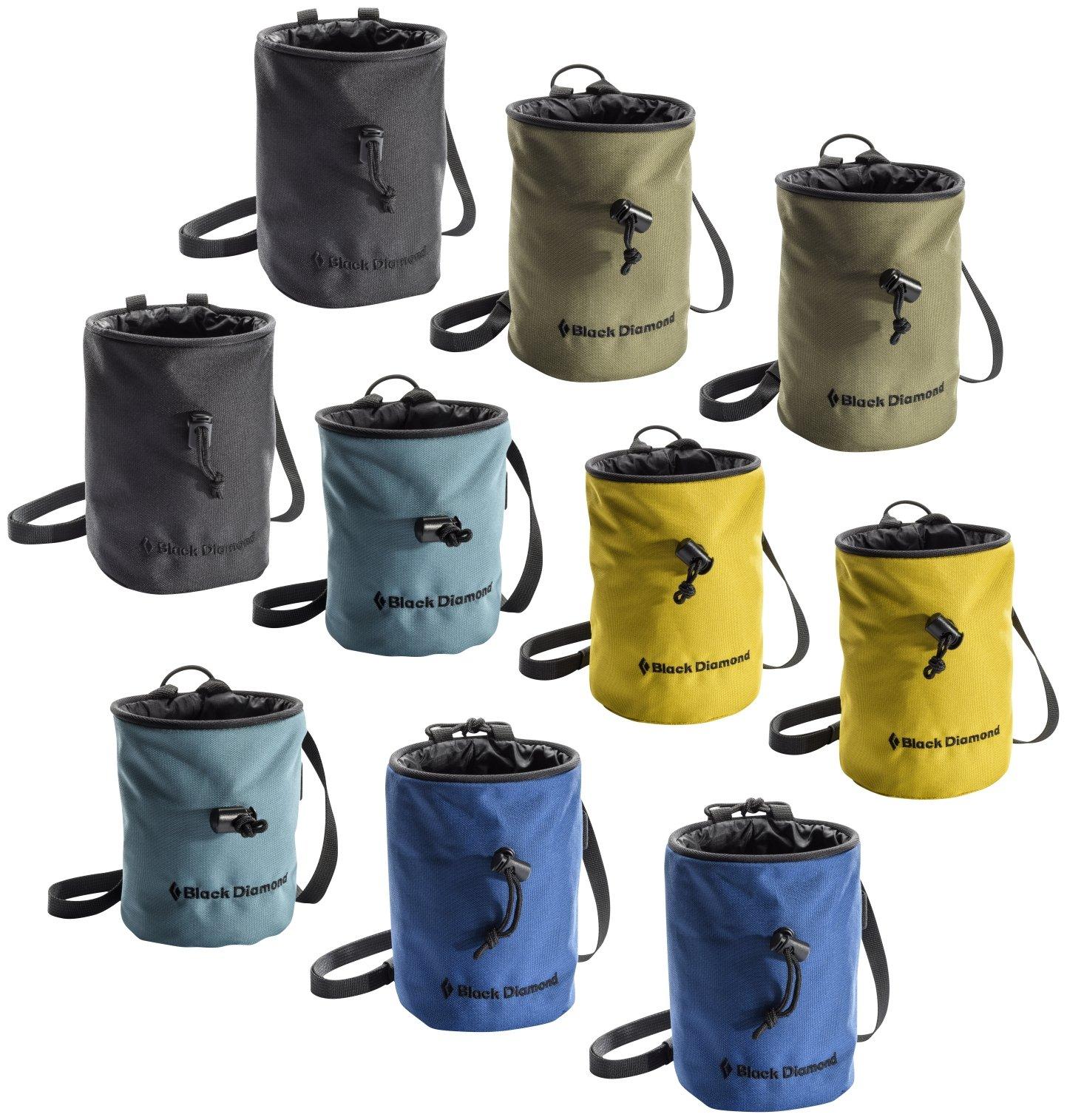 Black Diamond Mojo Chalk Bag - 10 Pack
