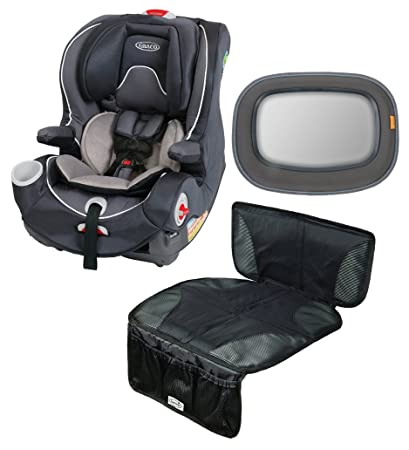 Graco Smart Seat All In One Car With Auto Protector Backseat