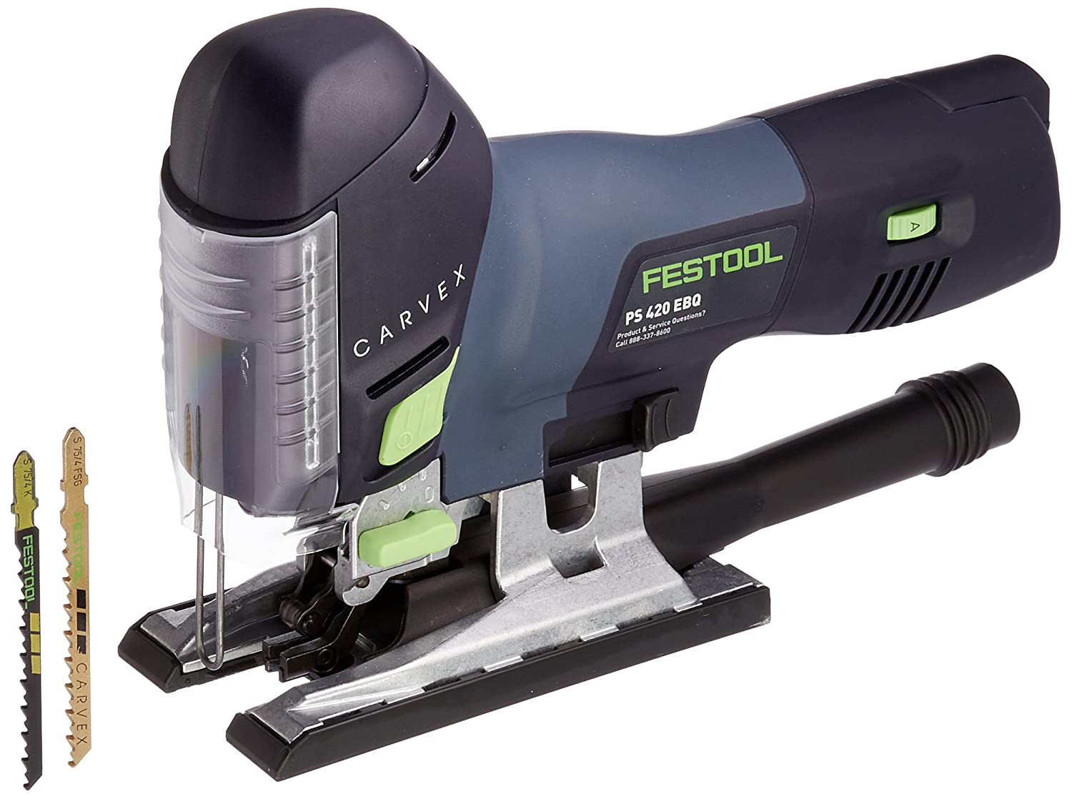 Festool 561593 Carvex PS 420 EBQ Jigsaw by Festool B00DRF284Q