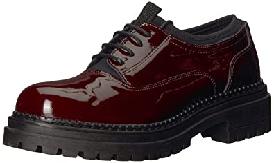0bd449ce685 Shellys London Women s Kemper Oxford Burgundy 38 M EU (7.5 ...