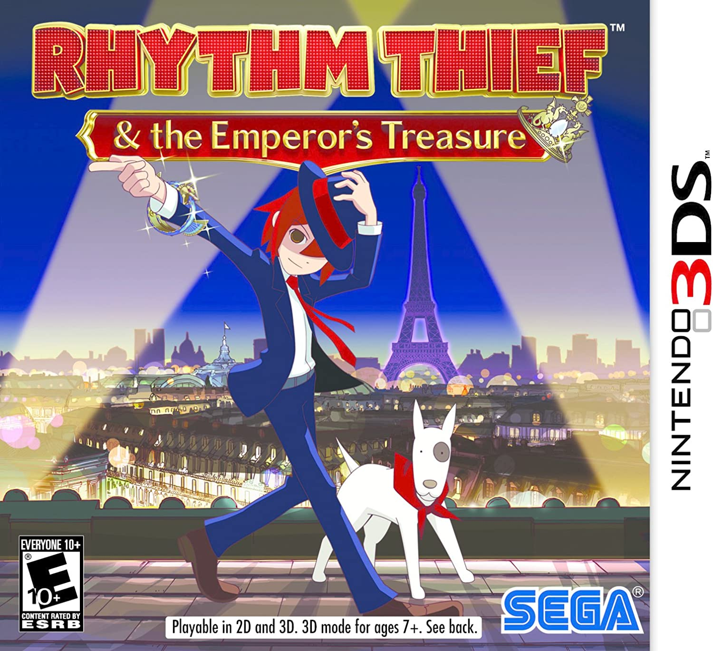 Amazon com: Rhythm Thief: Video Games