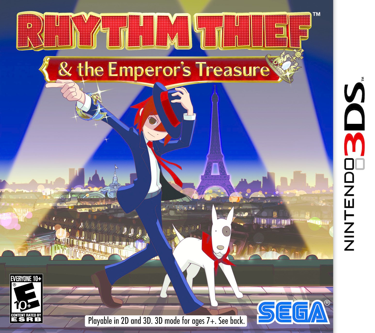 Image result for Rhythm Thief & The Emperor's Treasure