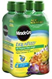 Miracle-Gro Liquafeed All Purpose Plant Food Concentrate, 12-4-8 Refill, 4x567g