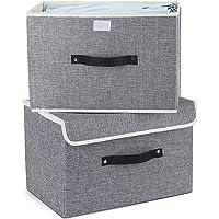 MEE'LIFE Caisses de Rangement Storage Boxes Bacs pliants de Rangement