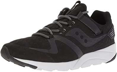 check out 503ed 055e9 Saucony Originals Men s Grid 9000 MOD Running Shoe, Black, 10 Medium US