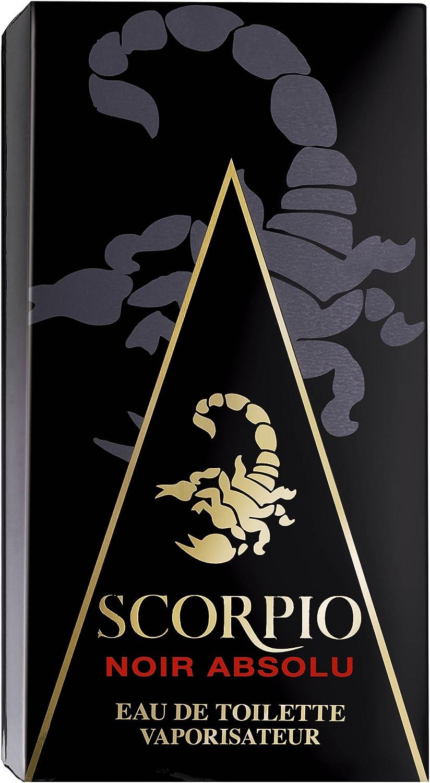 Scorpio Eau de Toilette Homme Noir Absolu 75 ml