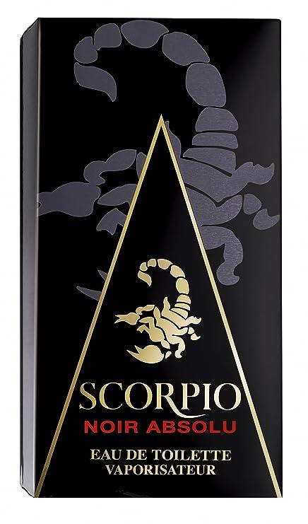 Scorpio Noir Absolu - Colonia para hombre (75 ml)