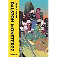 Mann, D: Dalston Monsterzz