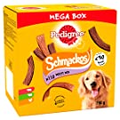 Pedigree Schmackos - Dog Treats Meat Variety, 110 Strips