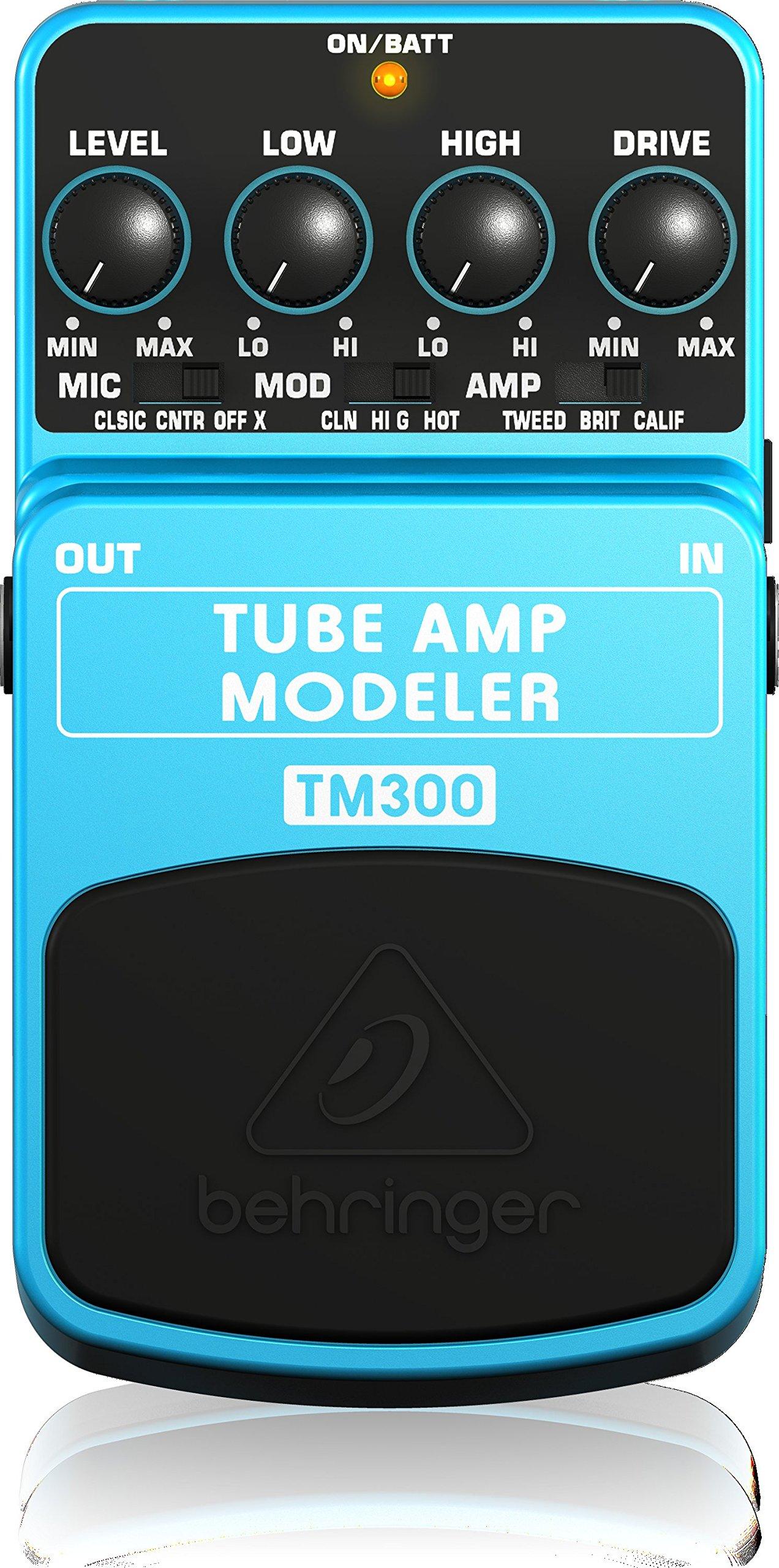 BEHRINGER TUBE AMP MODELER TM300 by Behringer