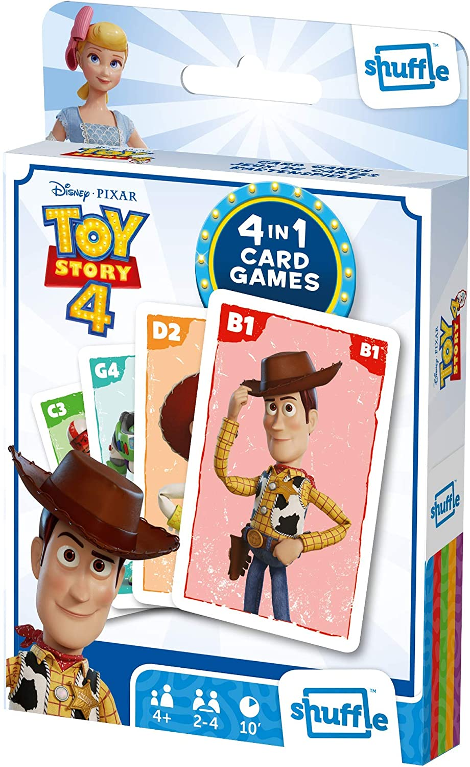 Card game,UNO Toy Story card game.Enjoy together the whole family.