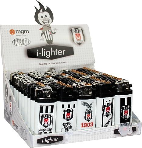 Del Besiktas de Estambul Mechero 50 pack de ahorro de: Amazon.es ...
