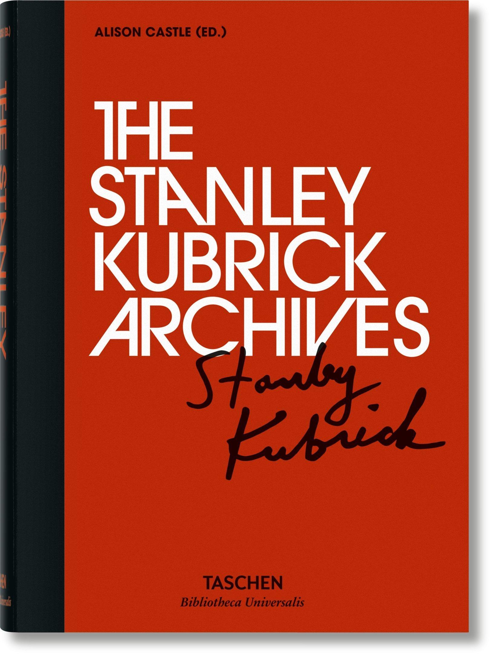Amazon The Stanley Kubrick Archives Alison