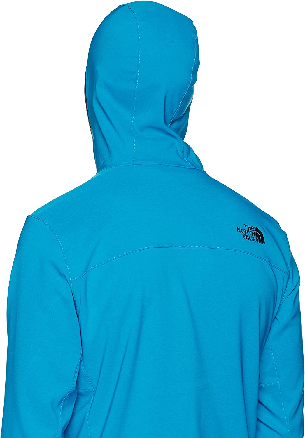 The North Face Mens Nimble Hoodie Hyper Blue, XX-Large