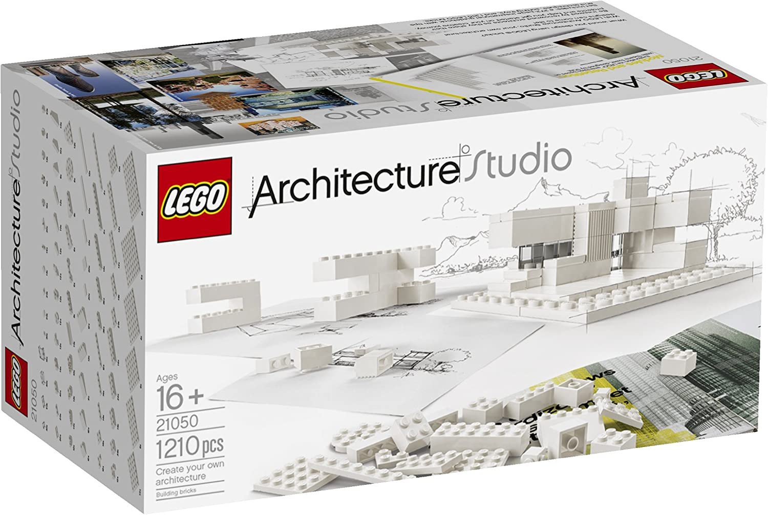 LEGO Architecture Studio (Discontinued by manufacturer)