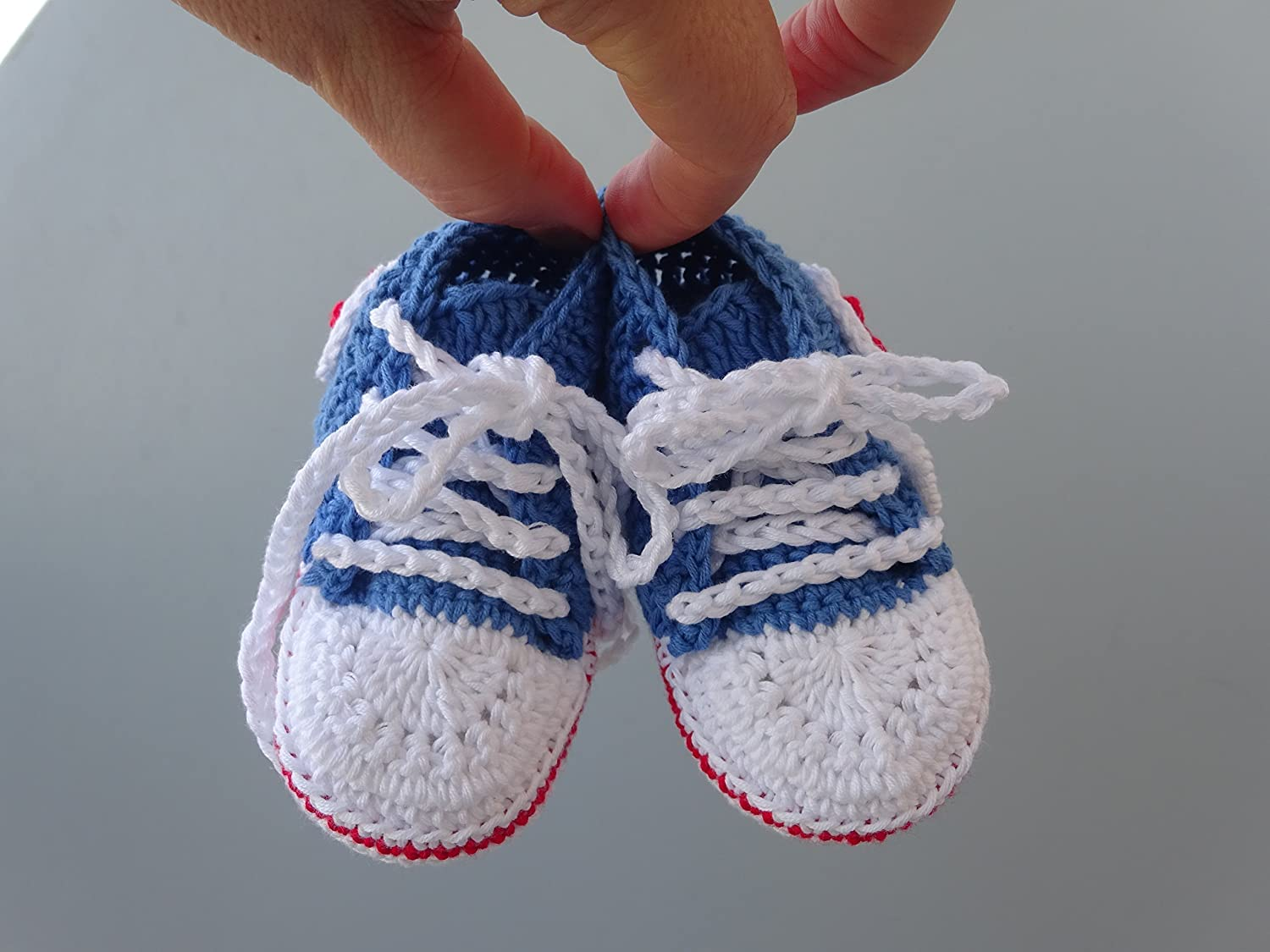 43d4787097 Amazon.com  Crochet sneakers