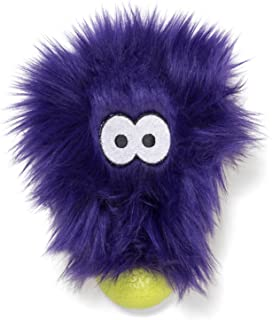 product image for West Paw Rosebud, Rowdies with HardyTex and Zogoflex, Durable Plush Dog Toy for Small to Medium Dogs, Purple Fur
