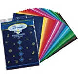 """Pacon Spectra(R) Assorted Color Tissue Pack, 12"""" x 18"""", 25 Colors, Pack Of 100 Sheets (59530)"""