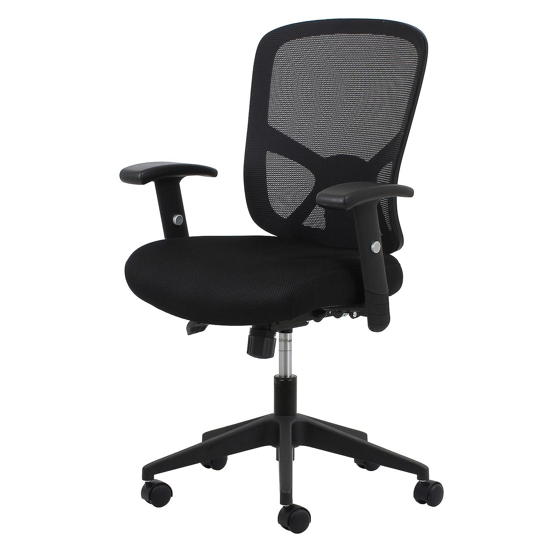 Essentials Customizable Ergonomic High Back Mesh Task Chair with