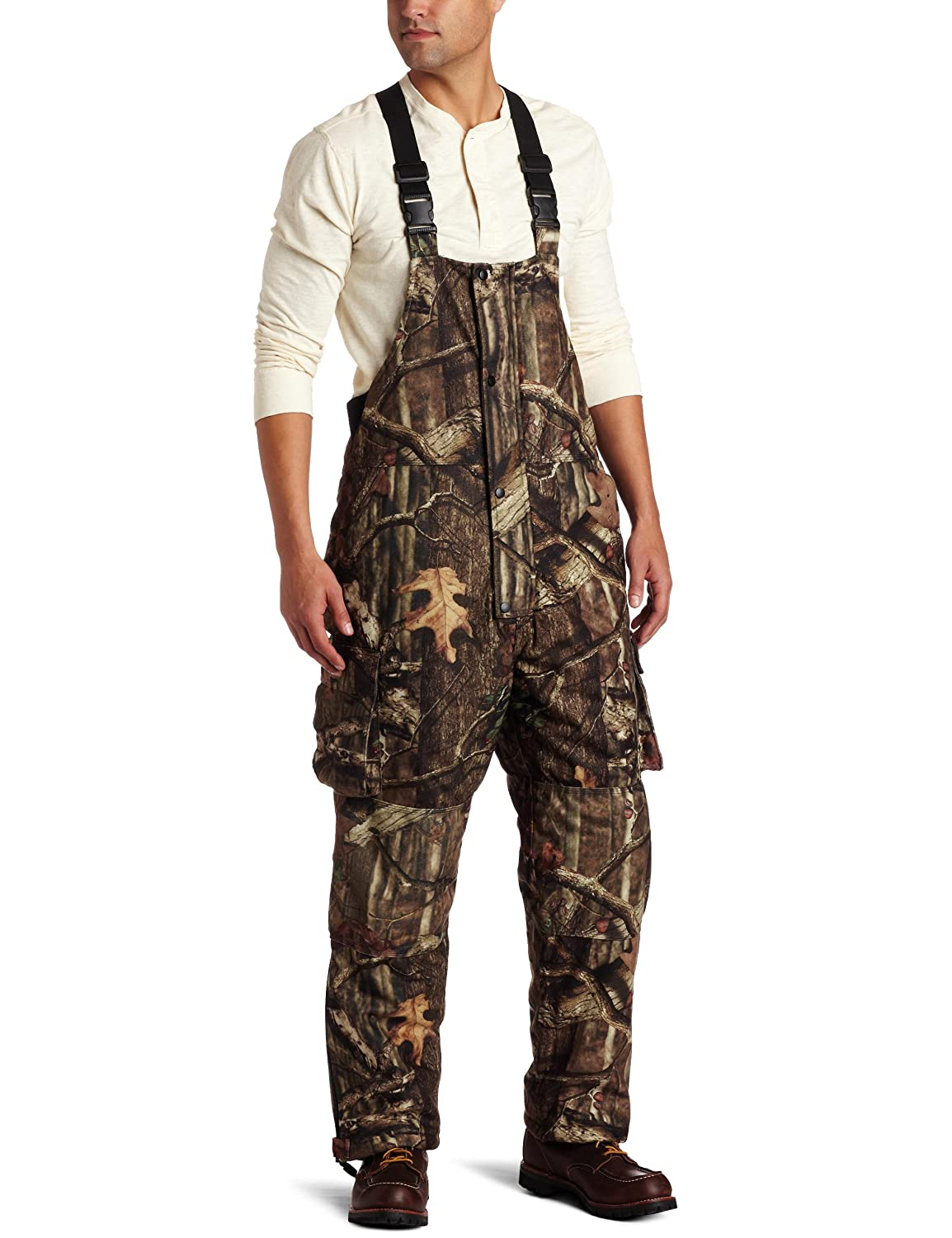 Buy Yukon Gear Men S Insulated Bib Overalls Mossy Oak Infinity Xx Large Online At Low Prices In India Amazon In